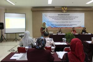 Workshop Kurikulum Prodi Administrasi Perkantoran