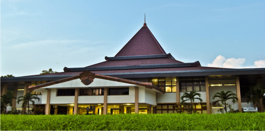 Slide: Gedung Rektorat